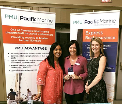 Pacific Marine Underwriters Ltd. Trad Show